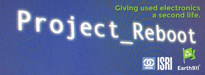 Project Reboot Electronic Recycling